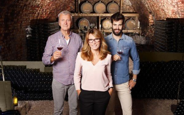 Verpackung-Weinhandel