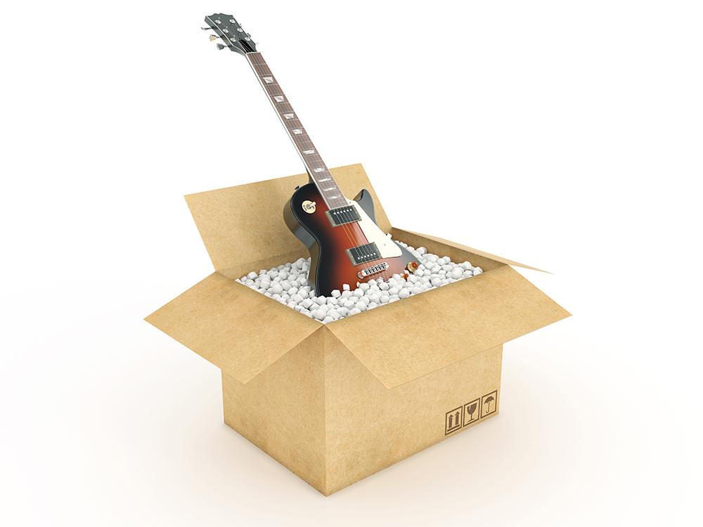Industrieverpackung von Flexpack
