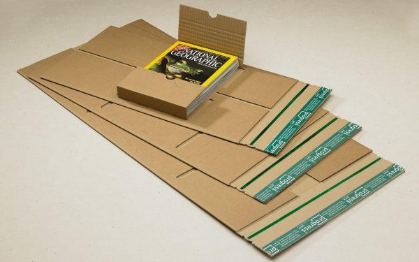 Buch Versandverpackung