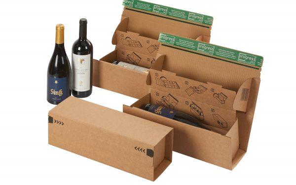Weinbox Flaschenversand