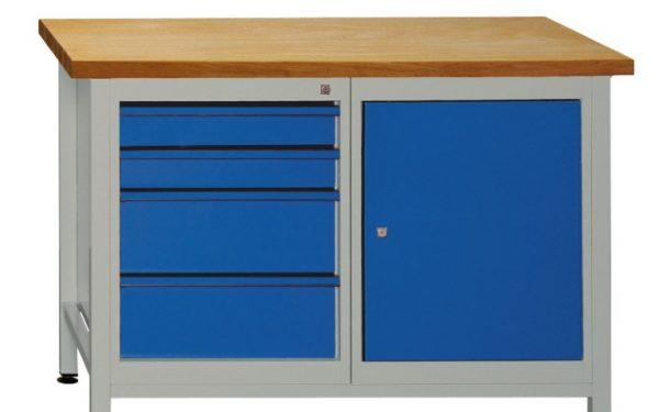 Packtisch-Premium-Schubladen-Tür