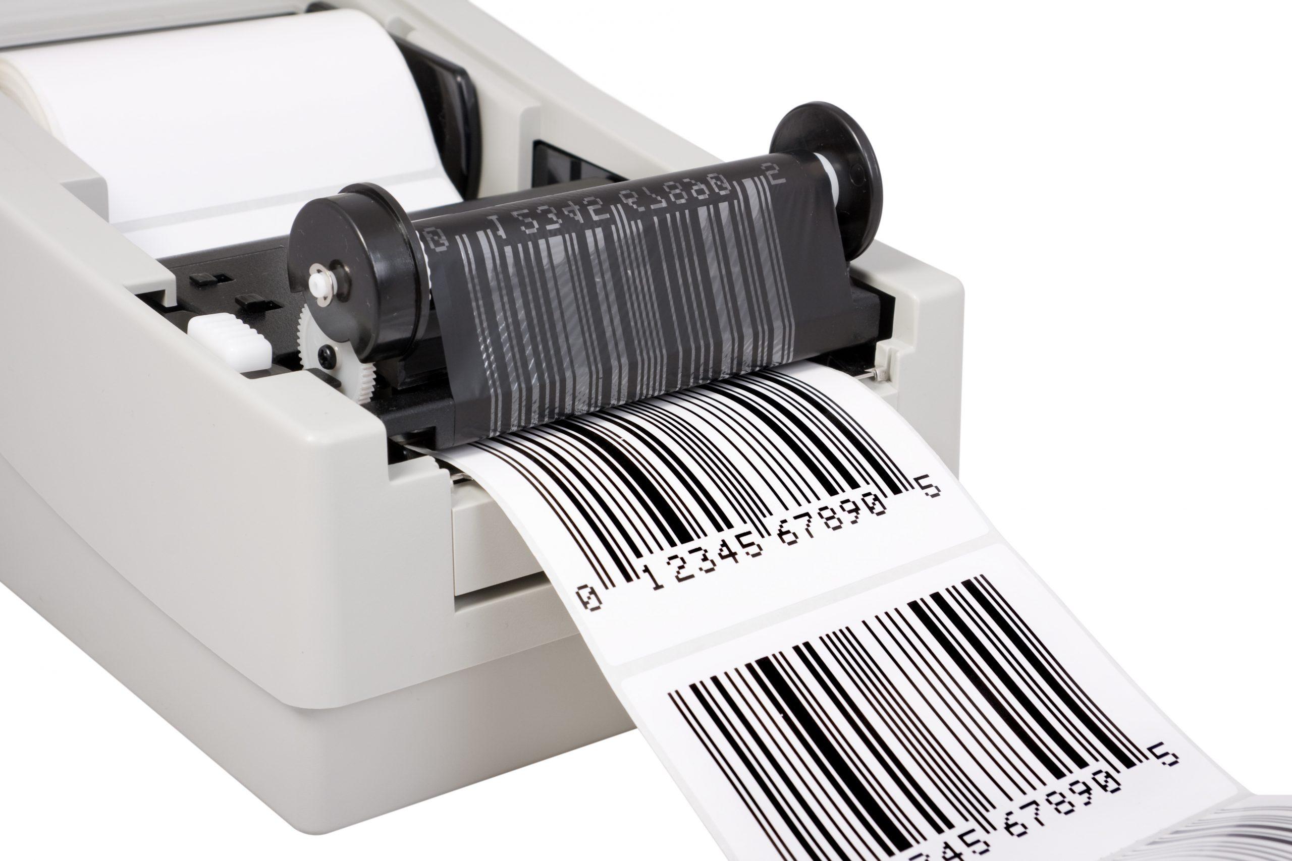 Thermotransfer Etiketten